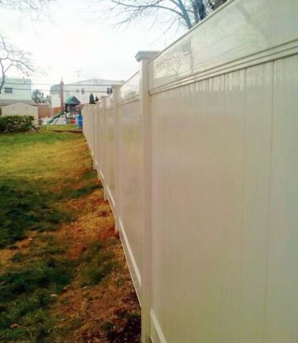 PVC-privacy-fence