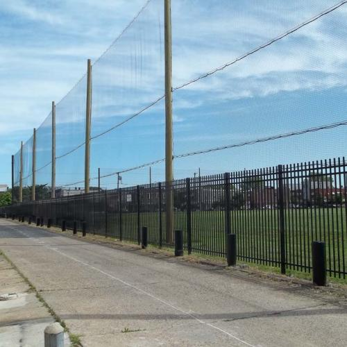 ballpark-fencing-with-netting-south-philadelphia