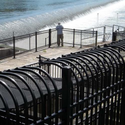 commercial-fencing-Fish Ladder