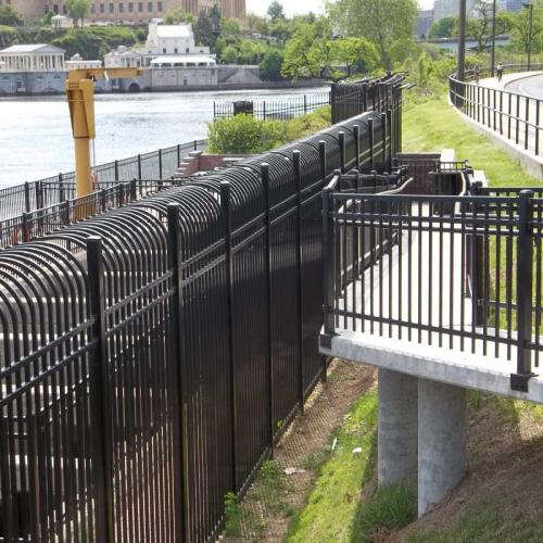 commercial-fencing-Fish Ladder2